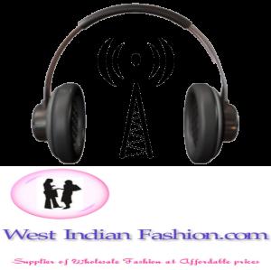 Caribbean & West Indies Fashion Radio Station Offline